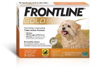 Frontline Gold For Dogs: Buy 3 doses get 1 free, buy 6 doses get 2 free! New puppies get a free first dose of Frontline Gold!