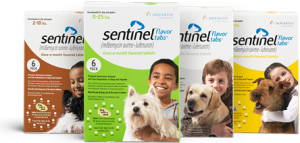 Sentinel:$7 mail-in rebate with a 6 month supply purchase, or $20 mail-in rebate with a 12 month supply purchase!